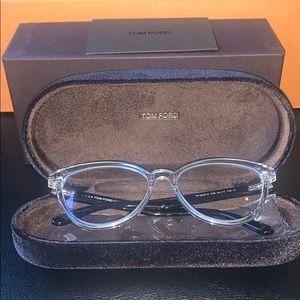 Tom Ford TF5639-B 026 Women's Eyeglasses
